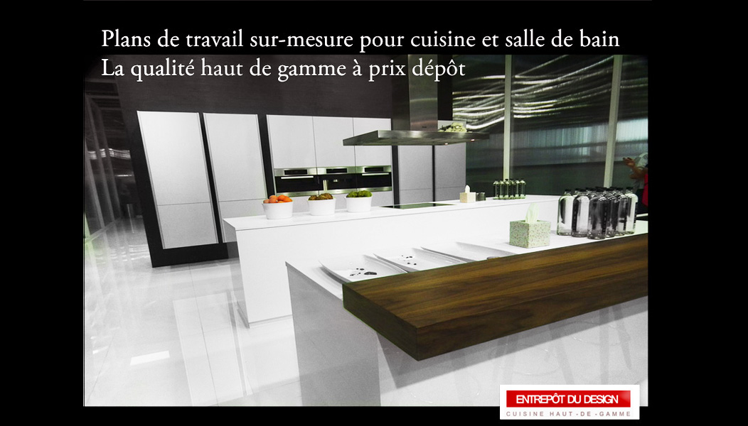 plan de travail cuisine plan de. Black Bedroom Furniture Sets. Home Design Ideas